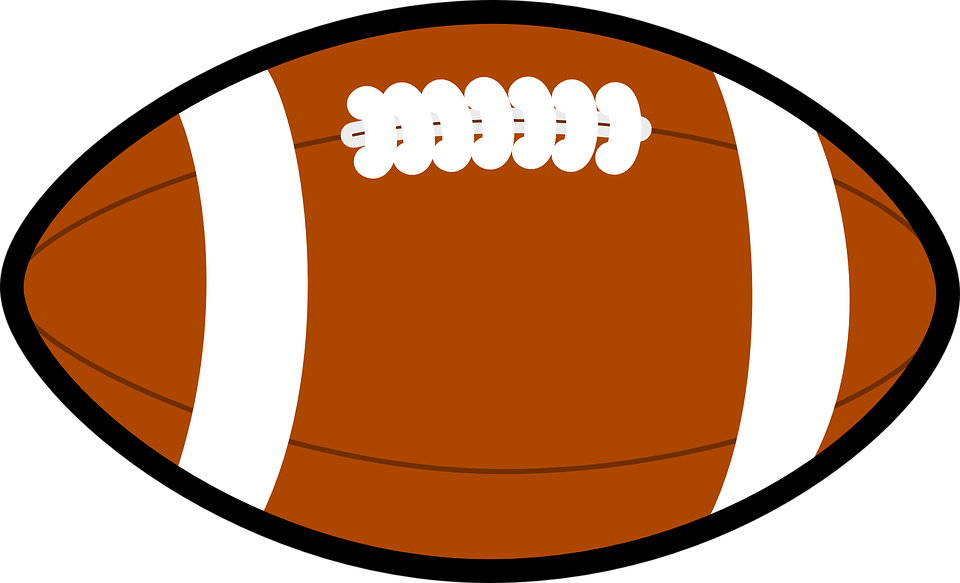 american football ball clipart png image purepng free rh purepng com american football clipart free american football player clipart