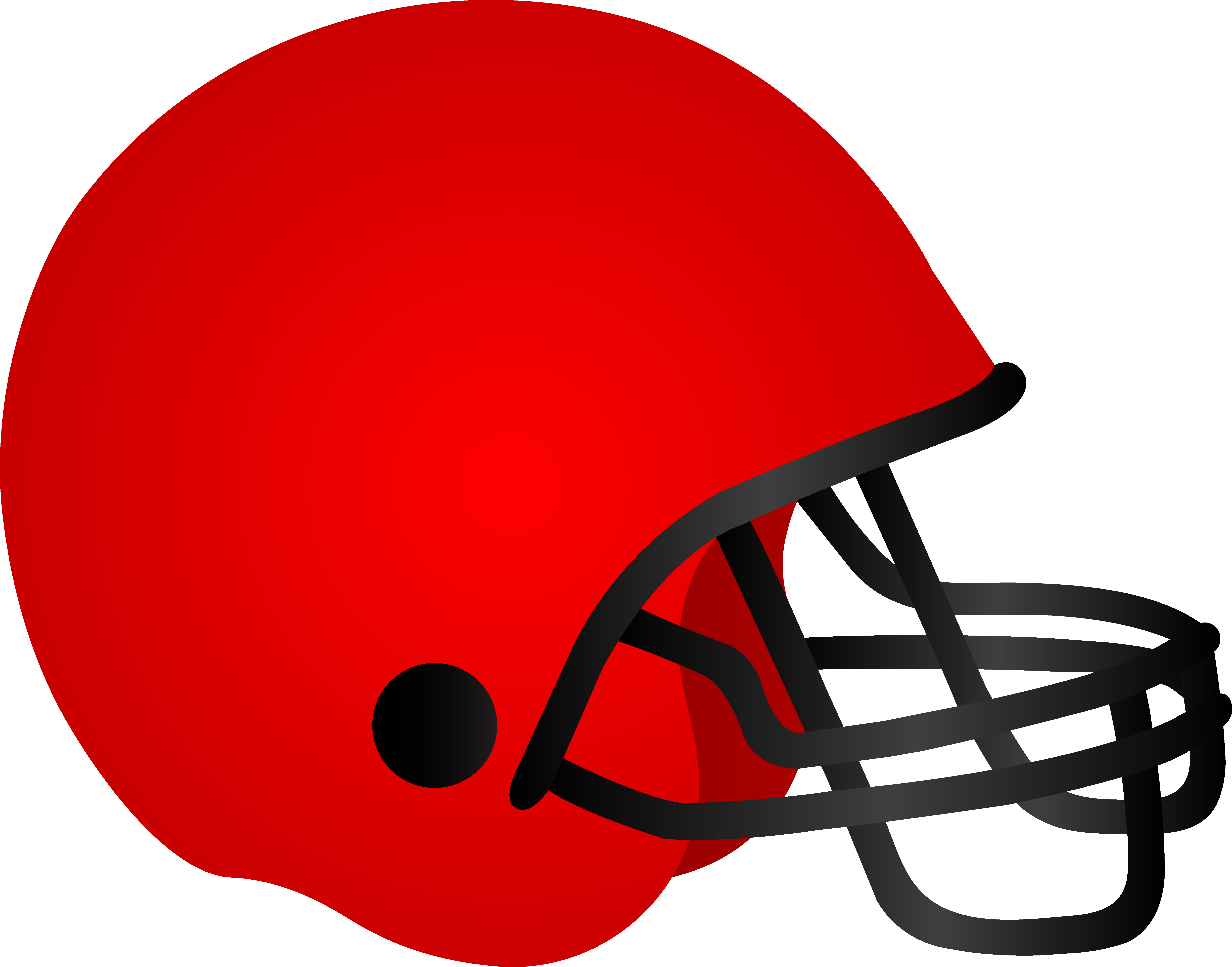 American Football Helm Clipart PNG Image