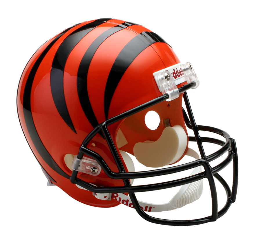 American Football Helmet PNG Image