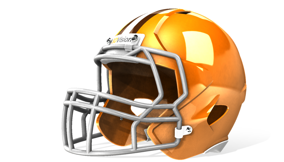 American Football Helm PNG Image