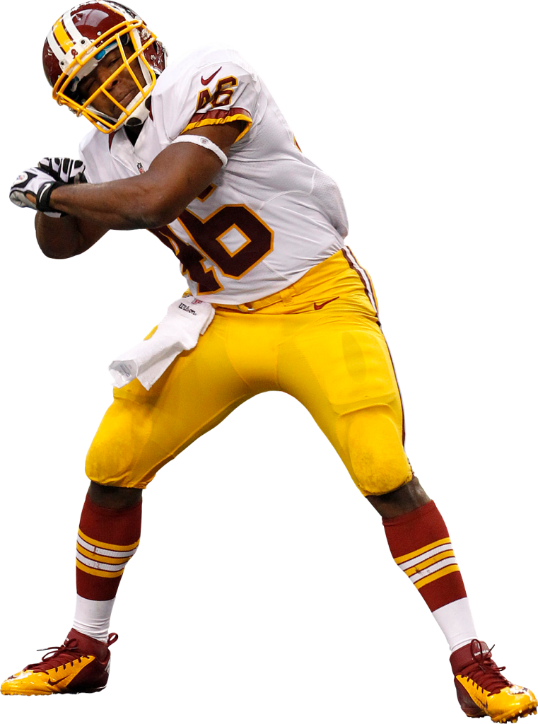 American Football Player PNG Image