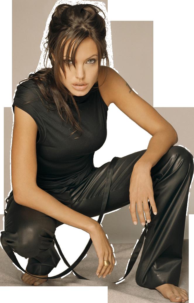 Angelina Jolie PNG Image