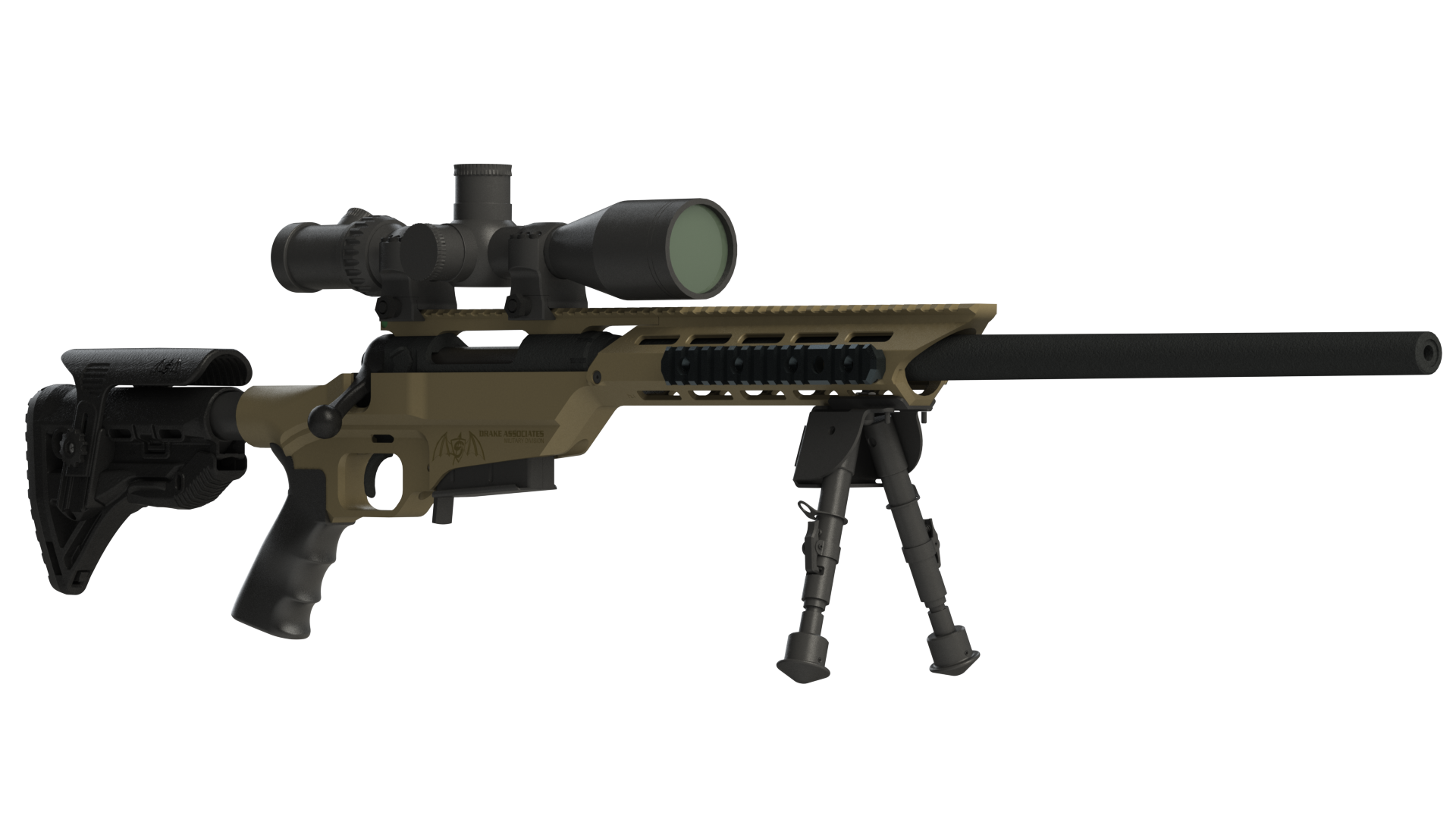 Animated Sniper