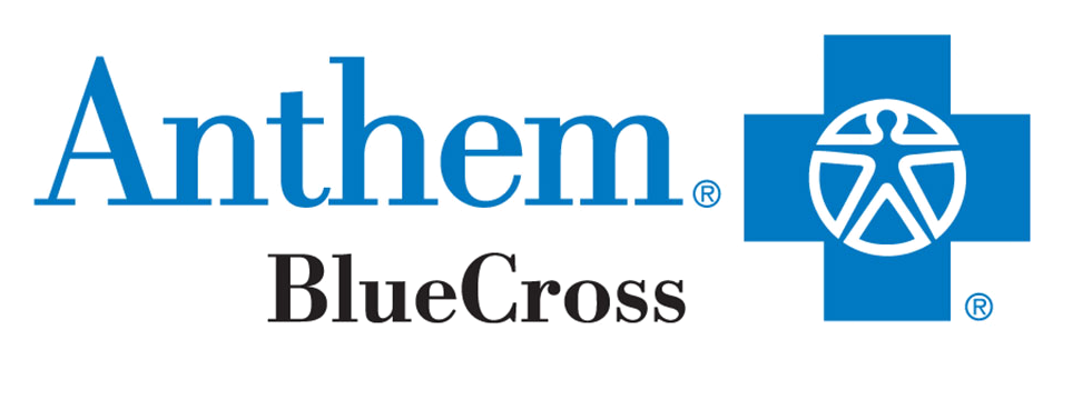 Image result for anthem blue cross logo