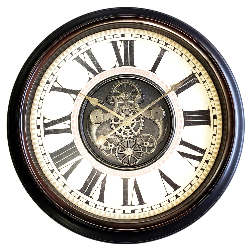 Antique Wall Clock PNG Image - PurePNG | Free transparent ...