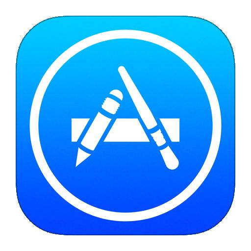 App Store Icon iOS 7