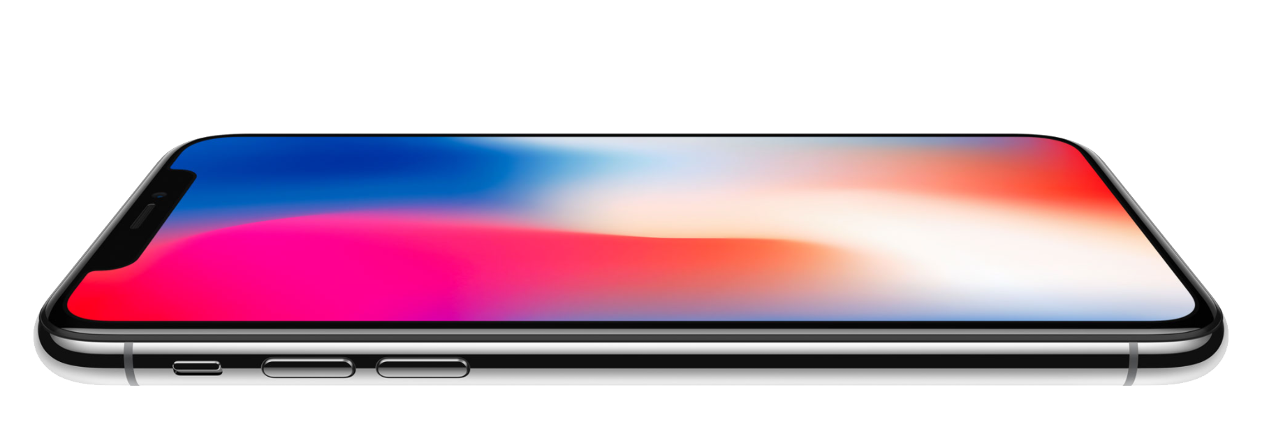 Apple iPhone X PNG Image