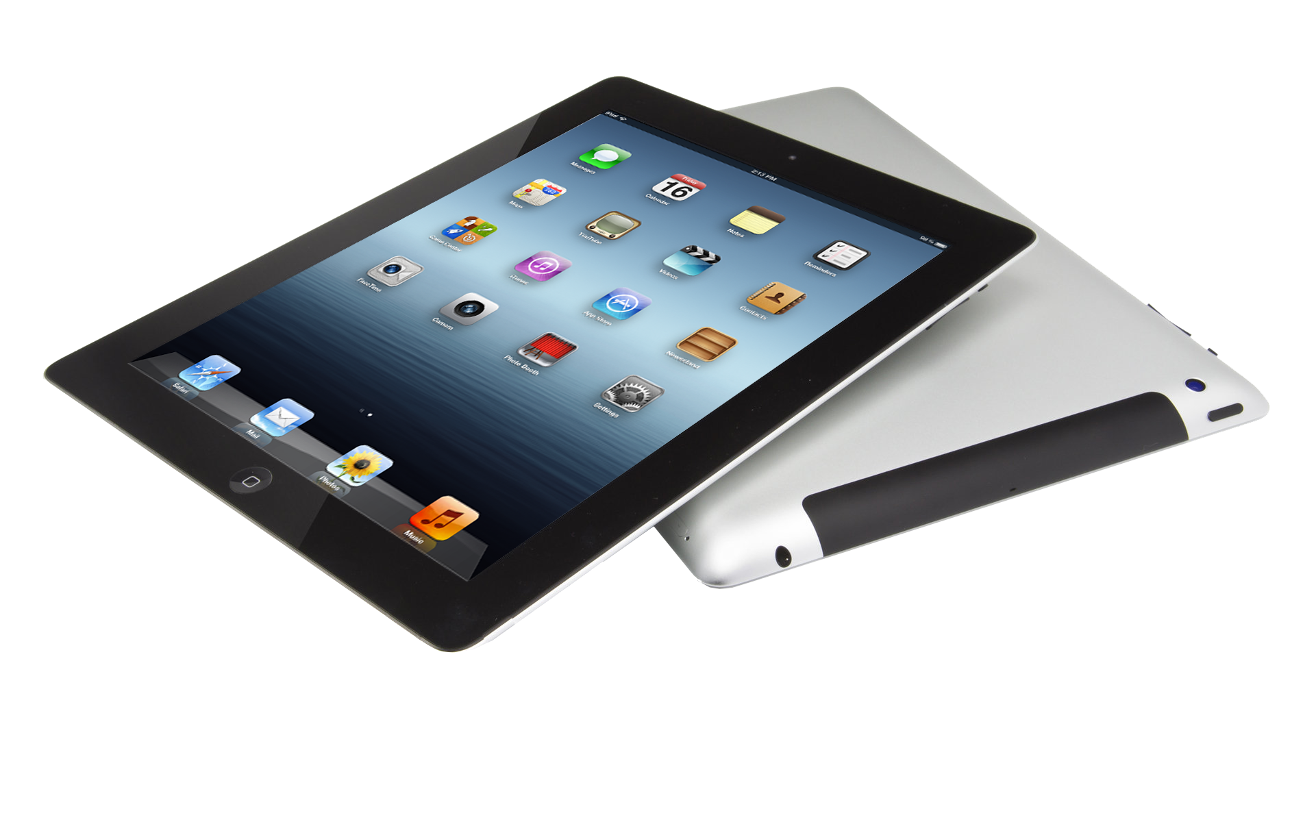 Apple Tablet PNG Image