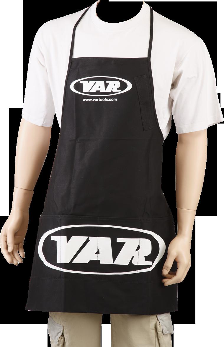 Apron With Var Logo