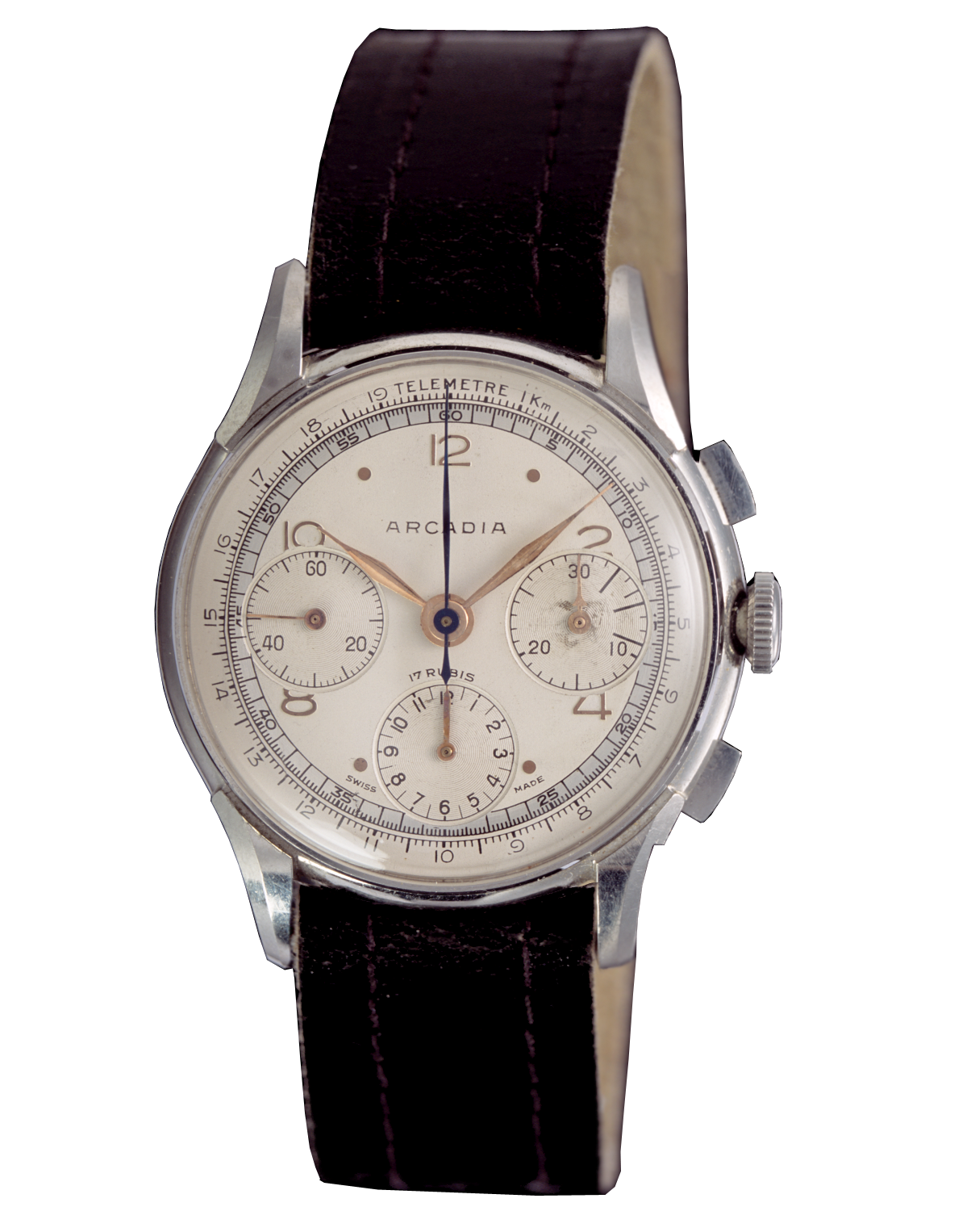 Arcadia Wrist Band Watch