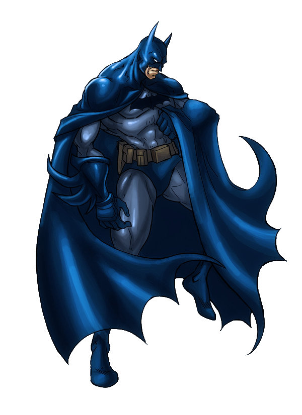 Arkham Batman PNG Image