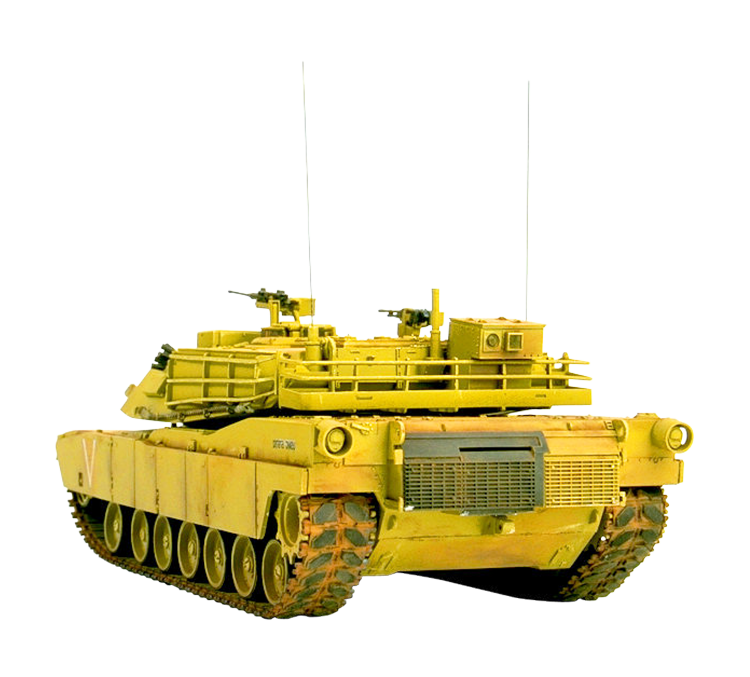 Army Tank PNG Image