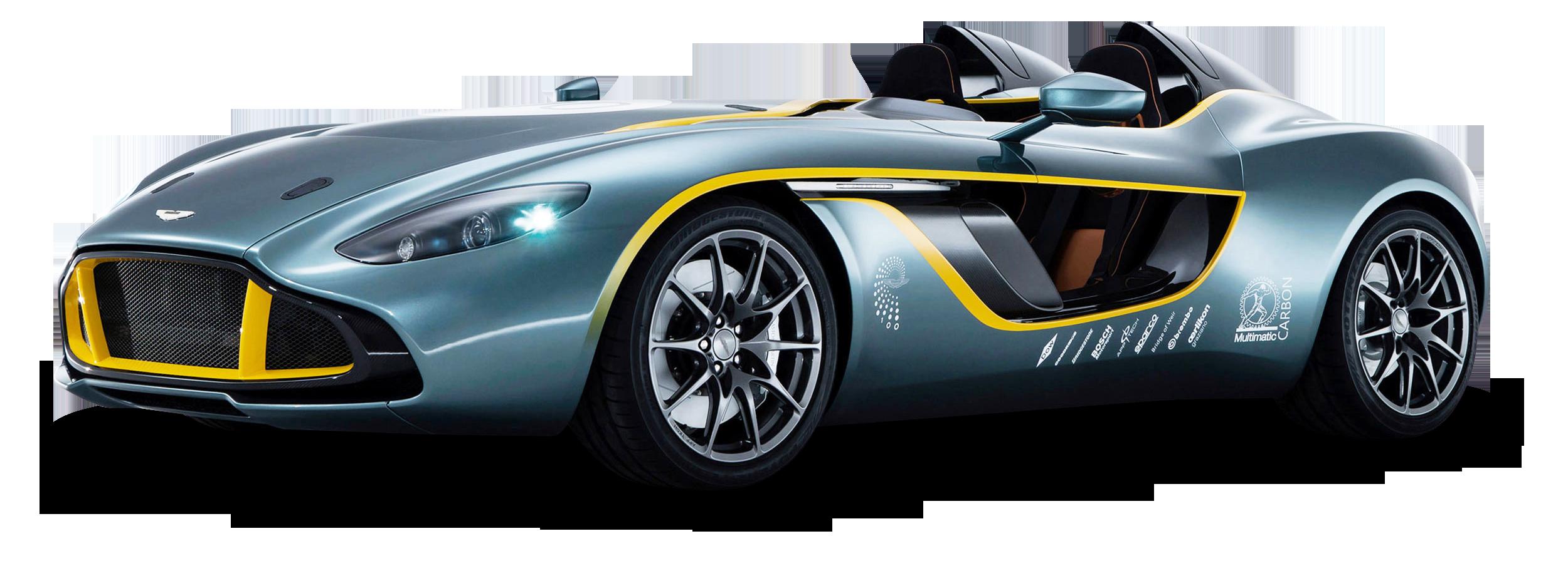 Aston Martin CC100 Speedster Car