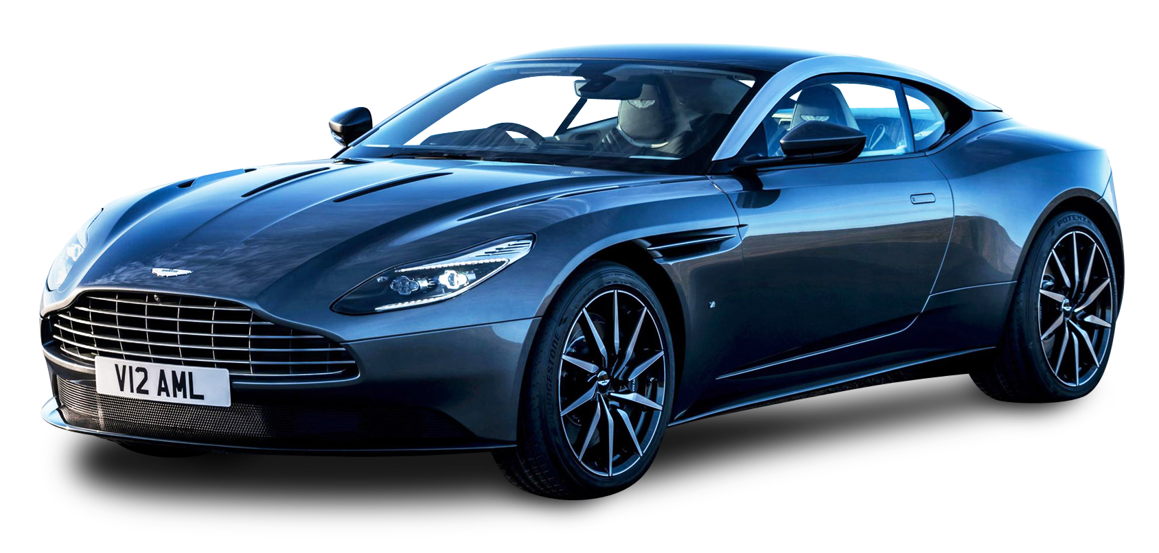 Download Aston Martin Db11 Blue Car Png Image For Free
