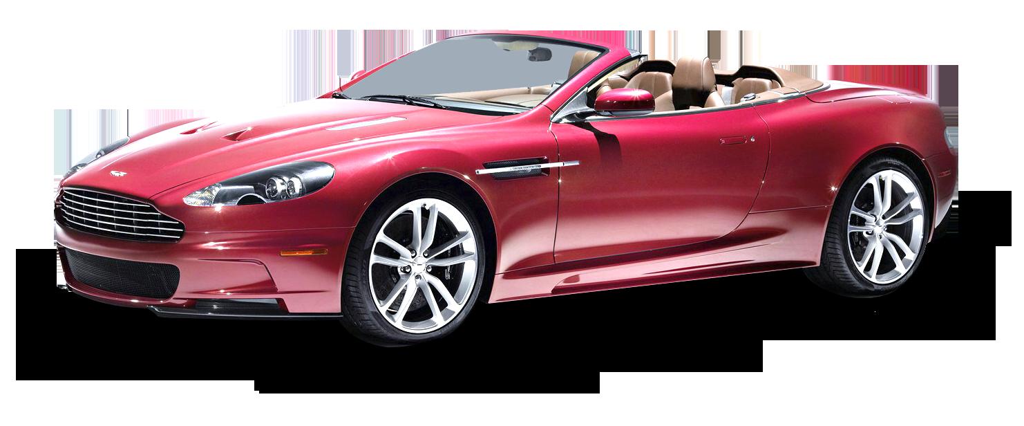 Aston Martin DBS Volante Car PNG Image
