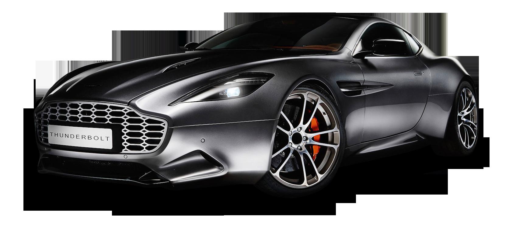 Aston Martin Vanquish Thunderbolt Car