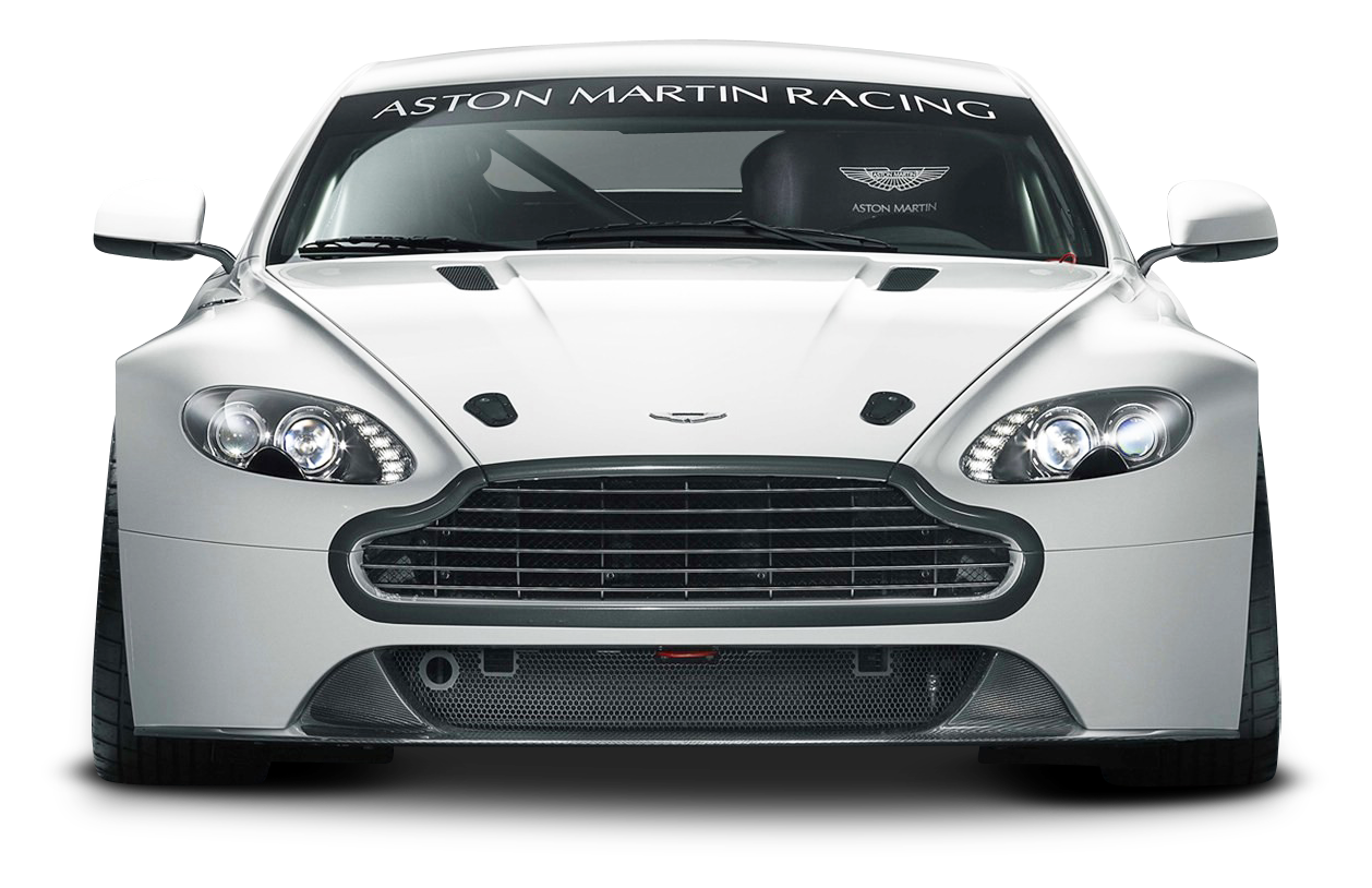 Aston Martin Vantage GT4 PNG Image