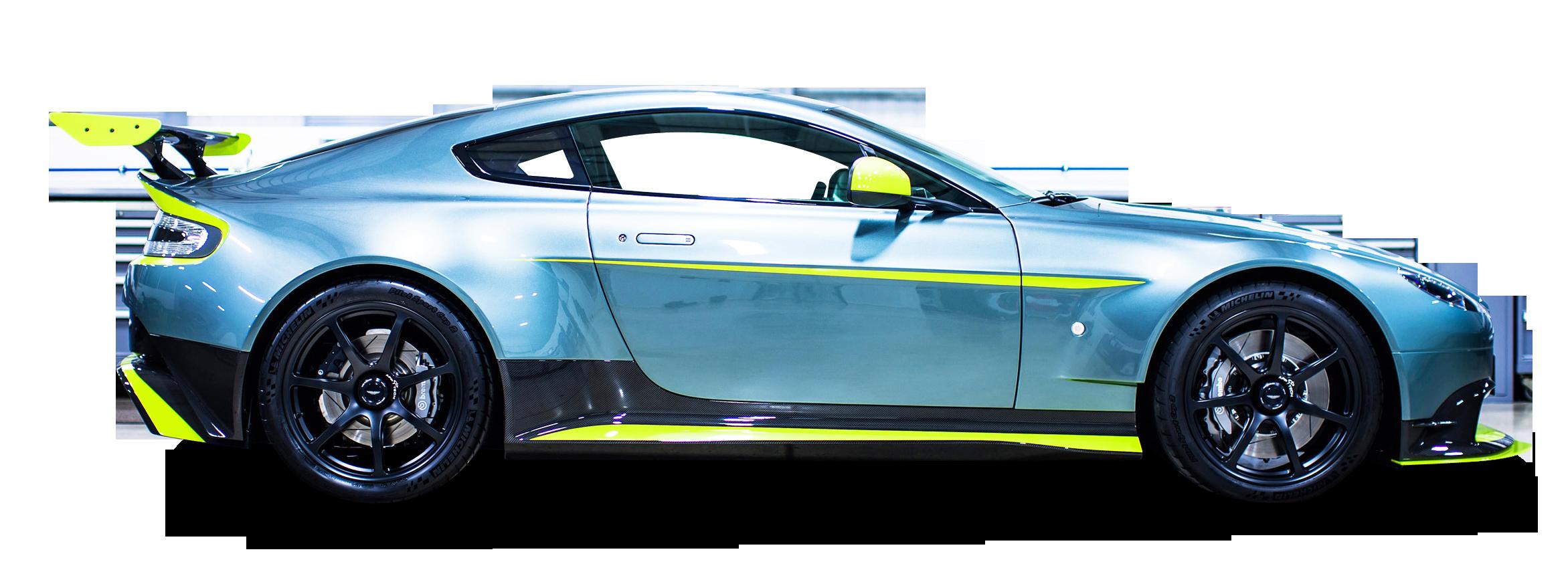 Aston Martin Vantage GT8 Car