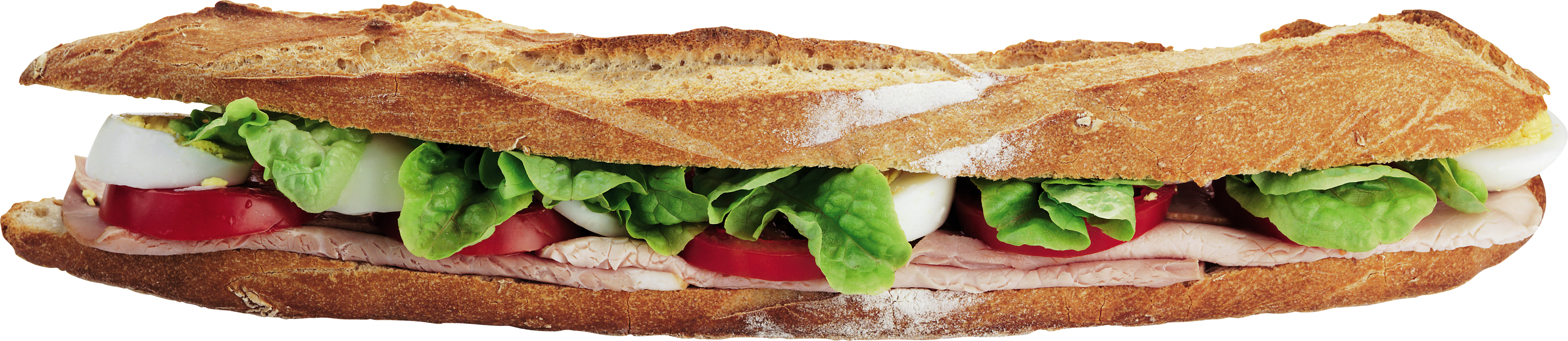 Baguette Sandwhich PNG Image