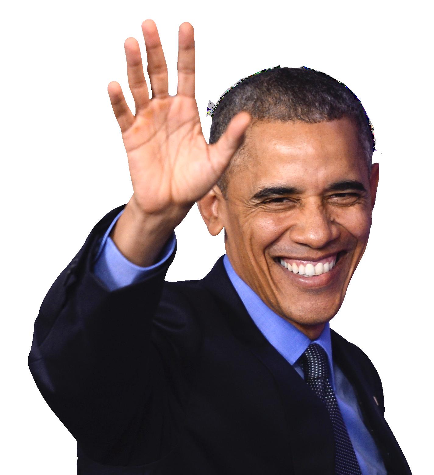 Barack Obama PNG Image