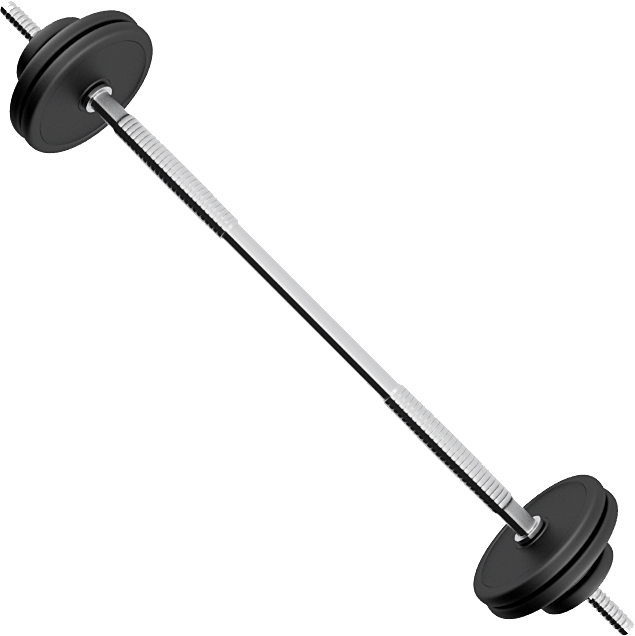 Barbell PNG Image