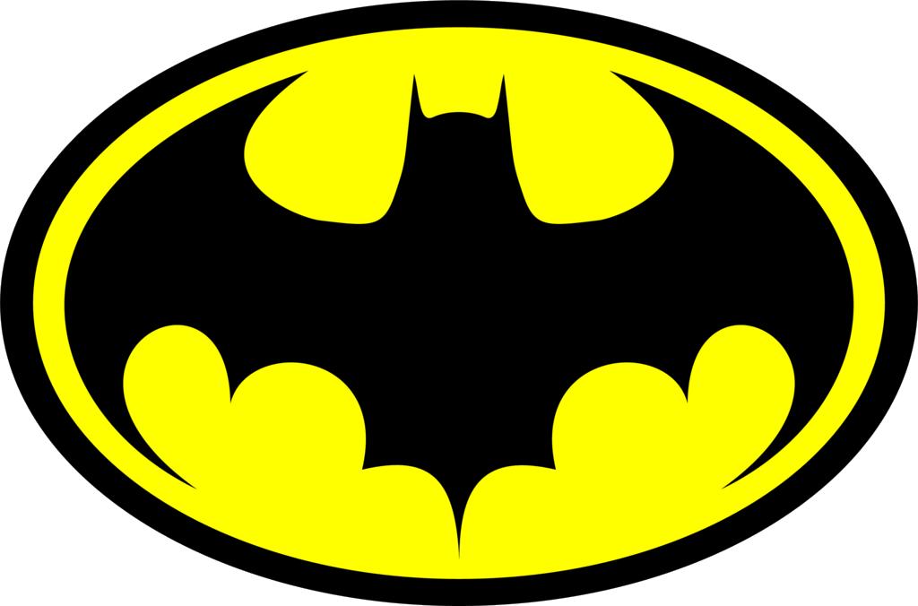 Batman Logo PNG Image