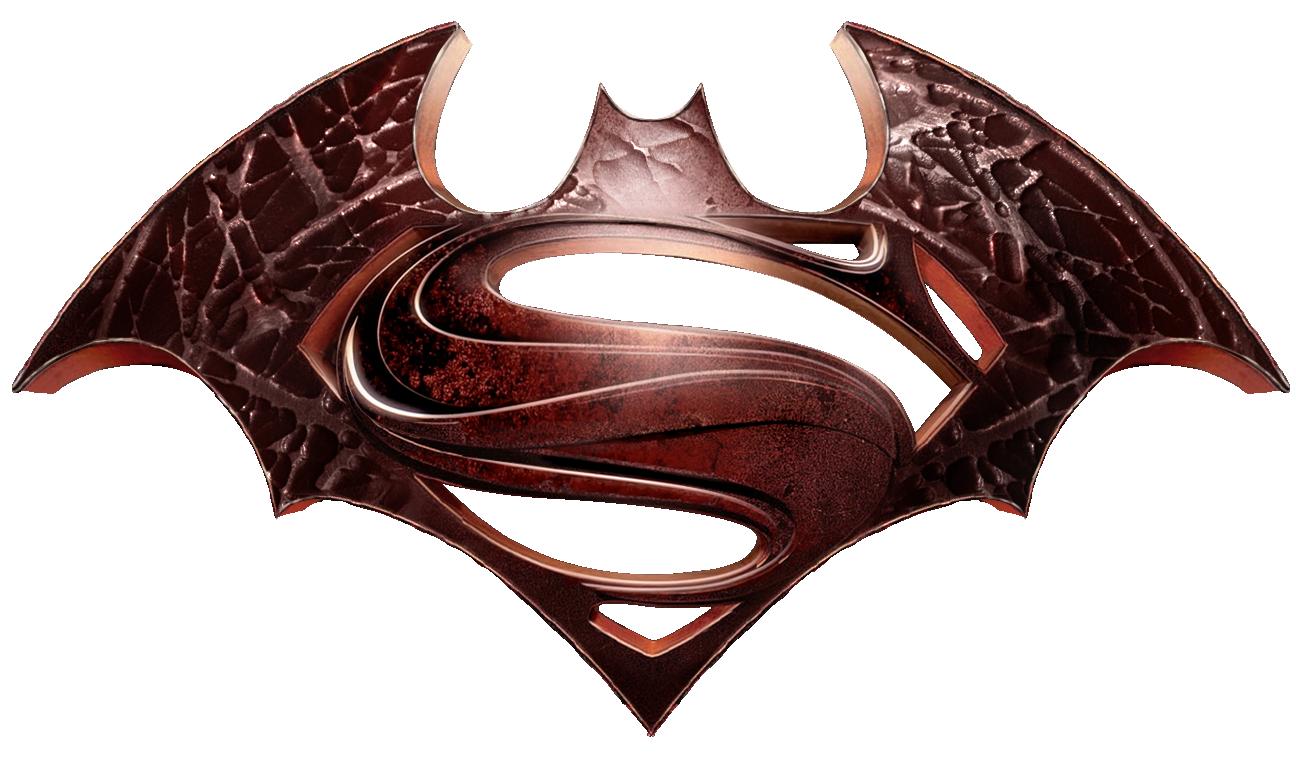 Batman Vs Super Man PNG Image