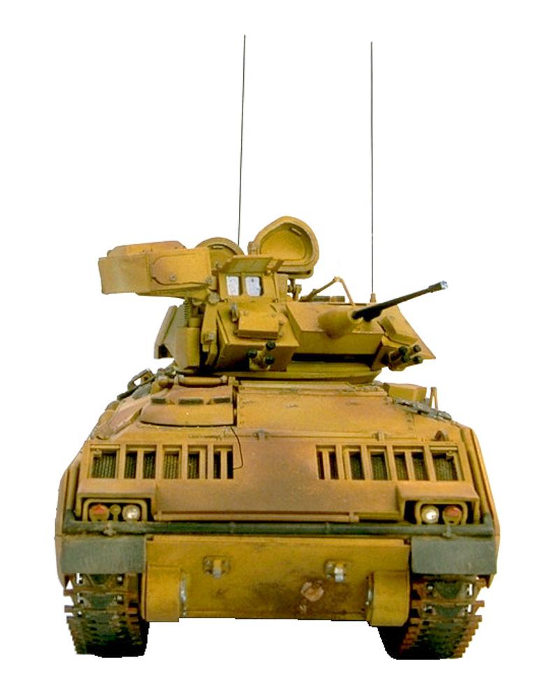 Battle Tank PNG Image
