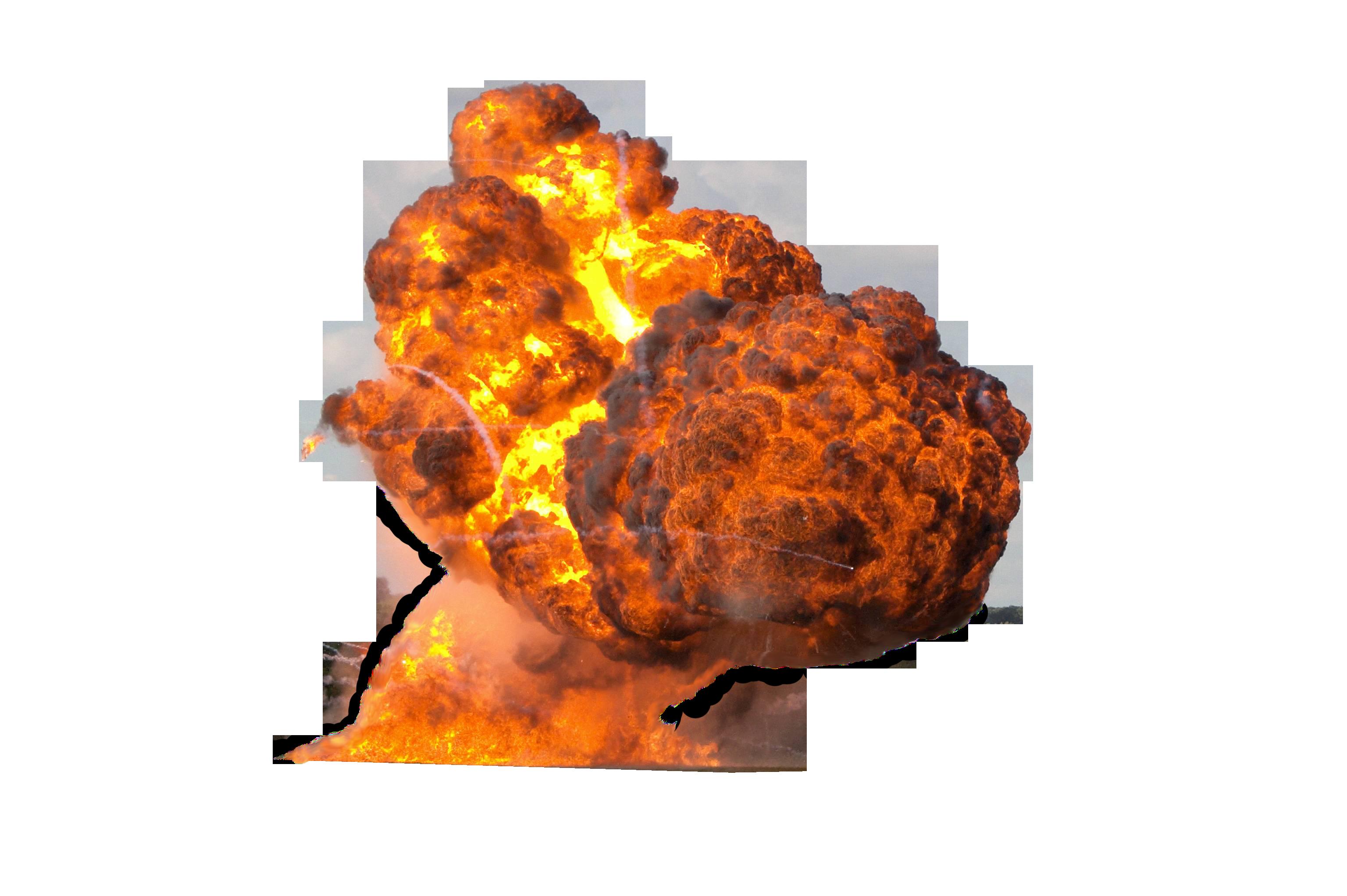 Big Explosion PNG PNG Image