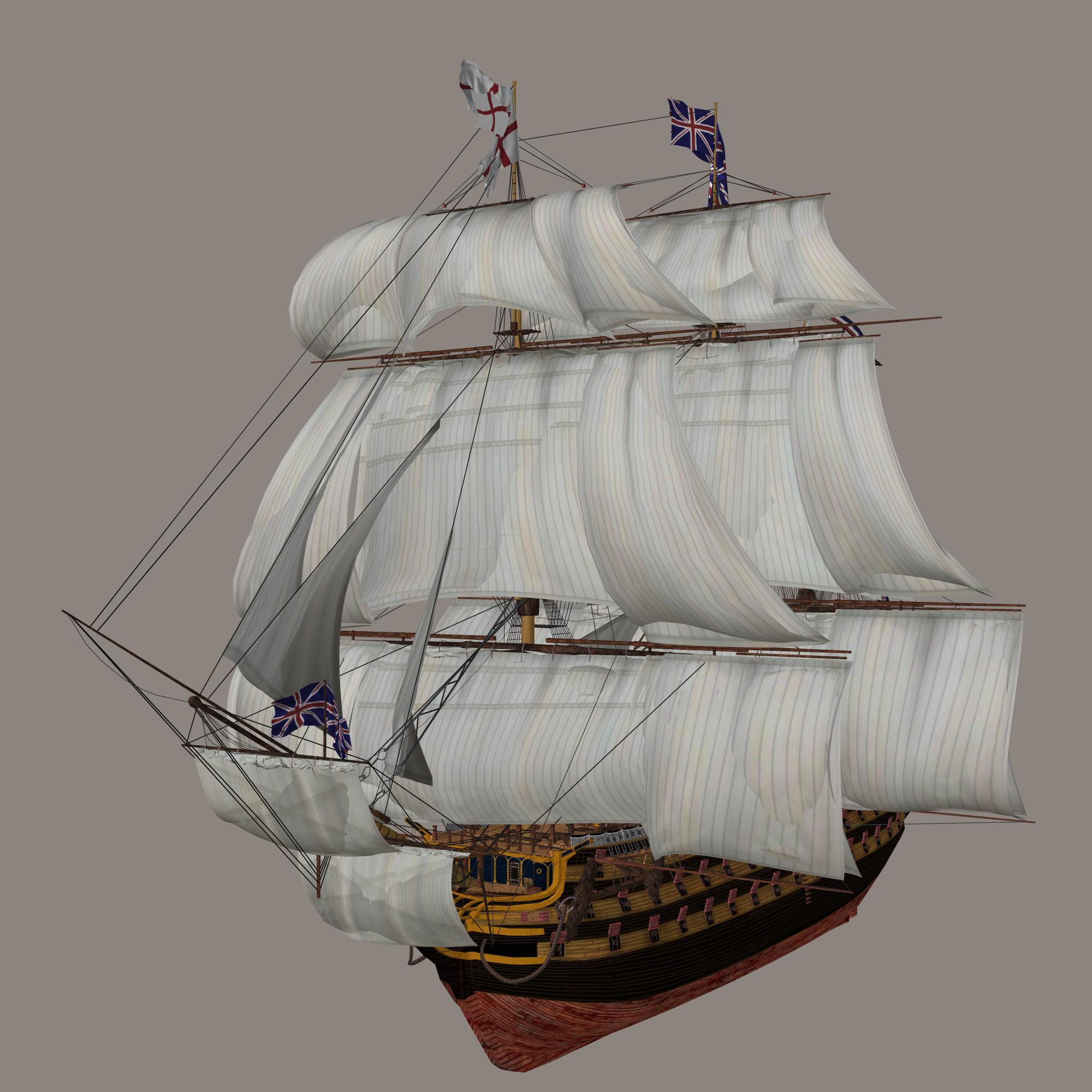 Big Ship PNG Image