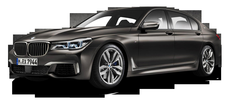 Black BMW M760Li xDrive Car