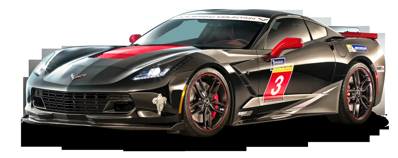 Black Chevrolet Corvette Stingray Car