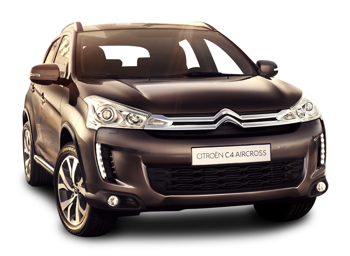 Black Citroen C4 Aircross Car