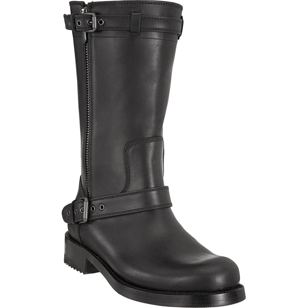 Black High Quality Boot