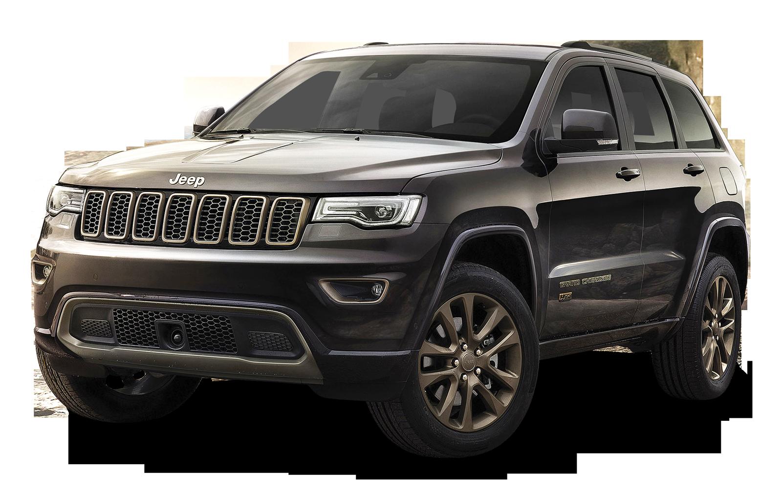 Black Jeep Grand Cherokee Car