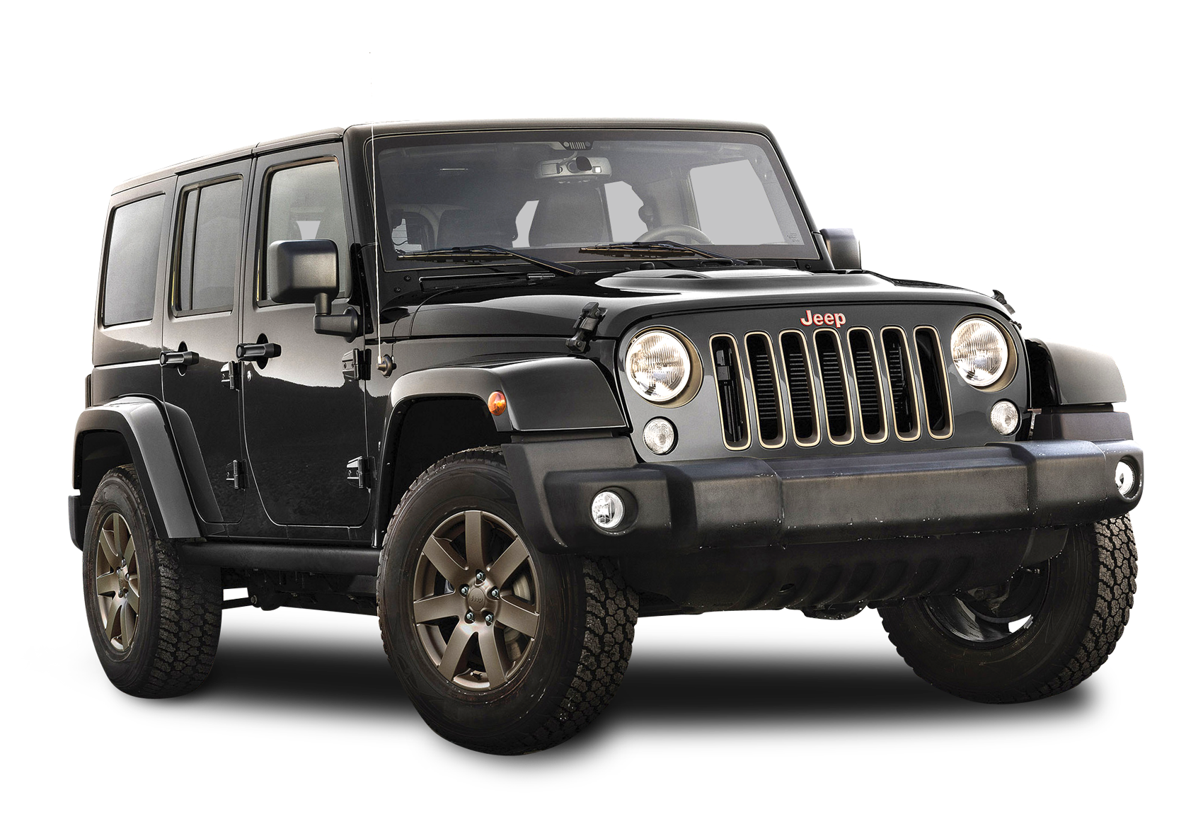 Black Jeep Wrangler Car