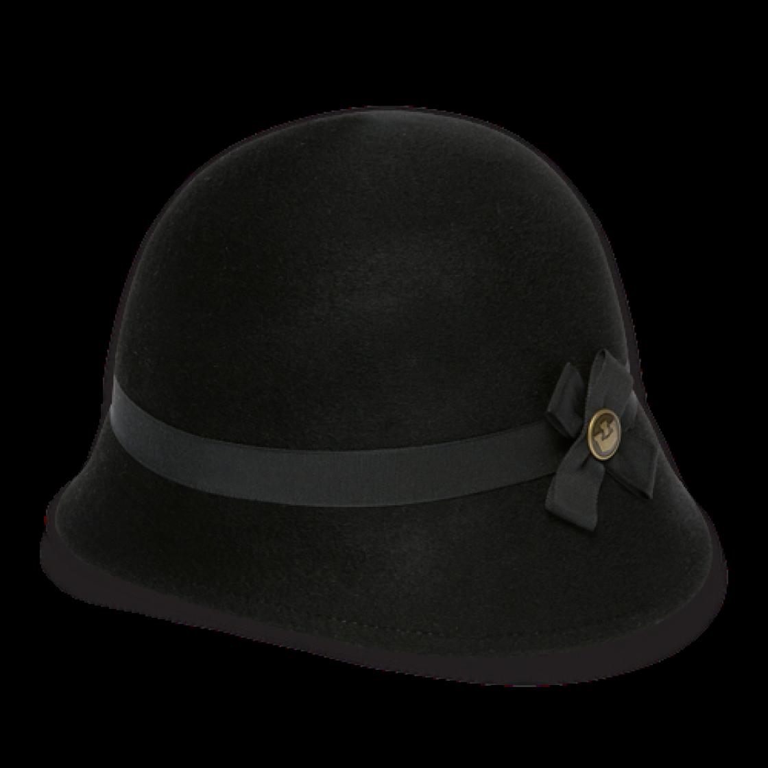 Black Ladies Hat
