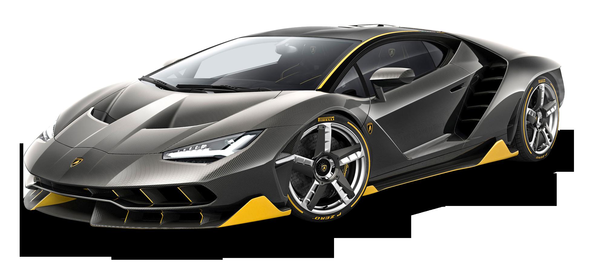 Black Lamborghini Centenario Lp 770 4 Car Png Image Purepng Free