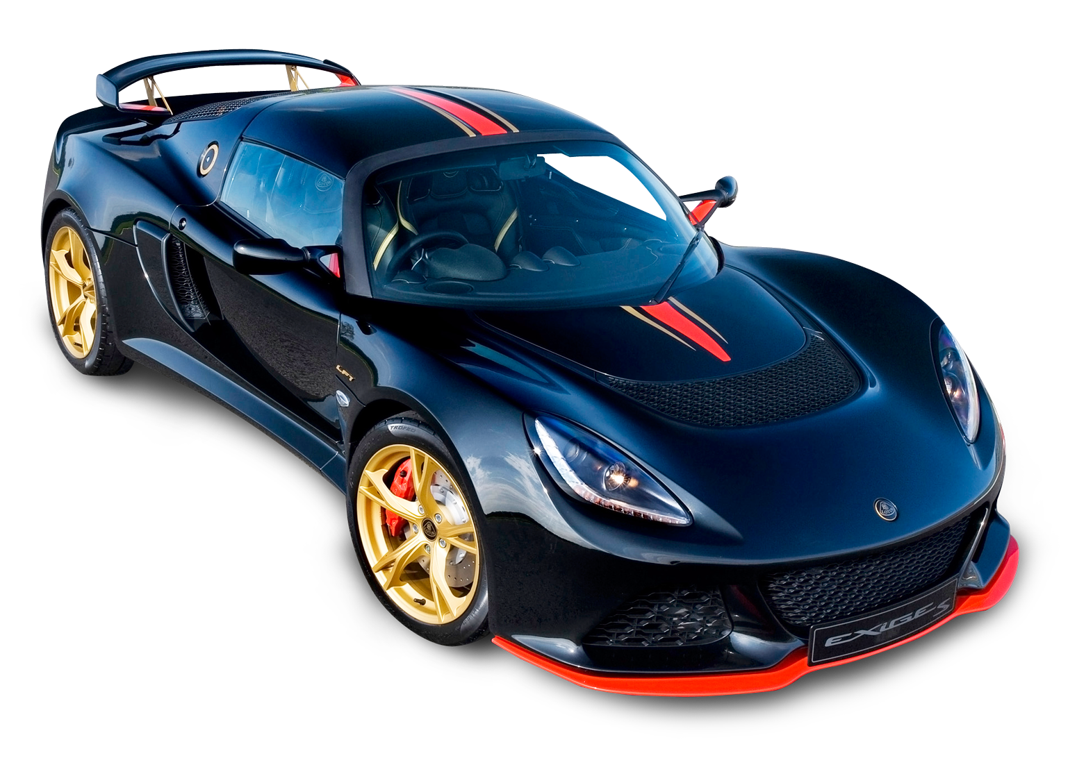 Black Lotus Exige LF1 Car
