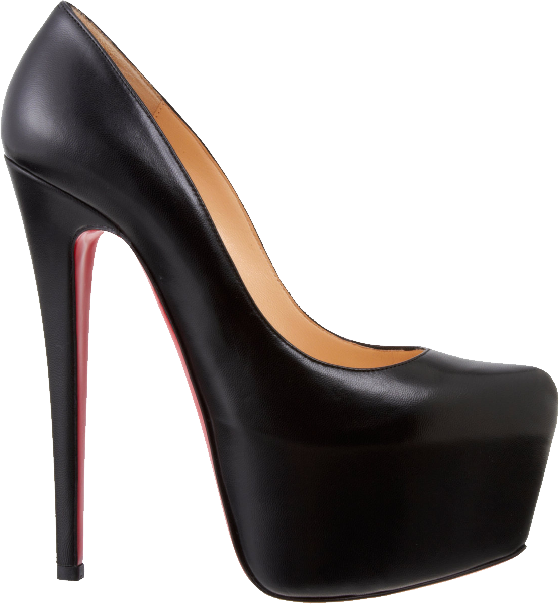 Black Louboutin Lady's