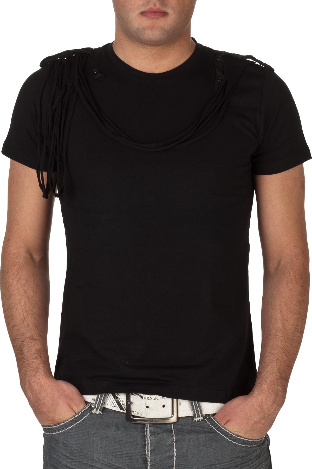 Black Men's Polo Shirt