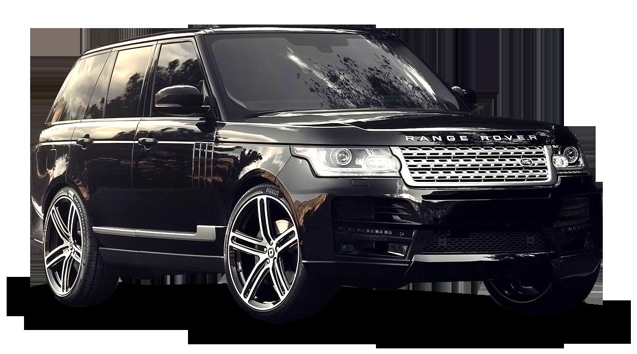 Black Range Rover Piano Car