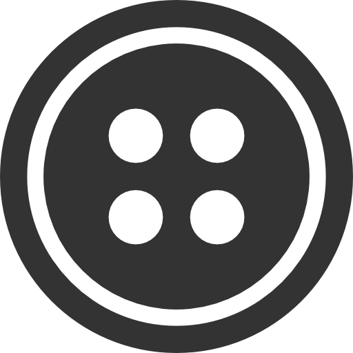 Black Sewing Button With 4 Hole PNG Image - PurePNG | Free ...