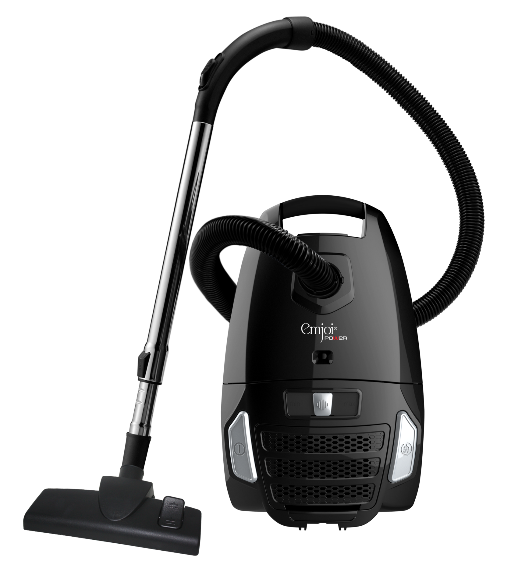 Black Vacuum Cleaner