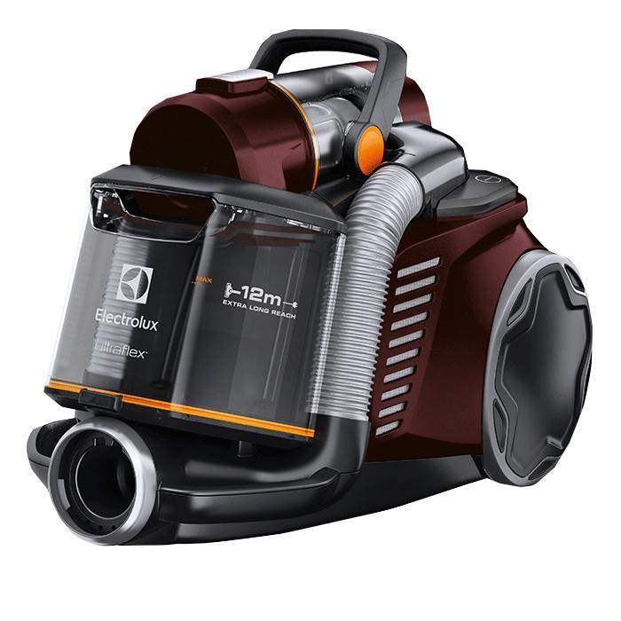 Black Vacuum Cleaner PNG Image