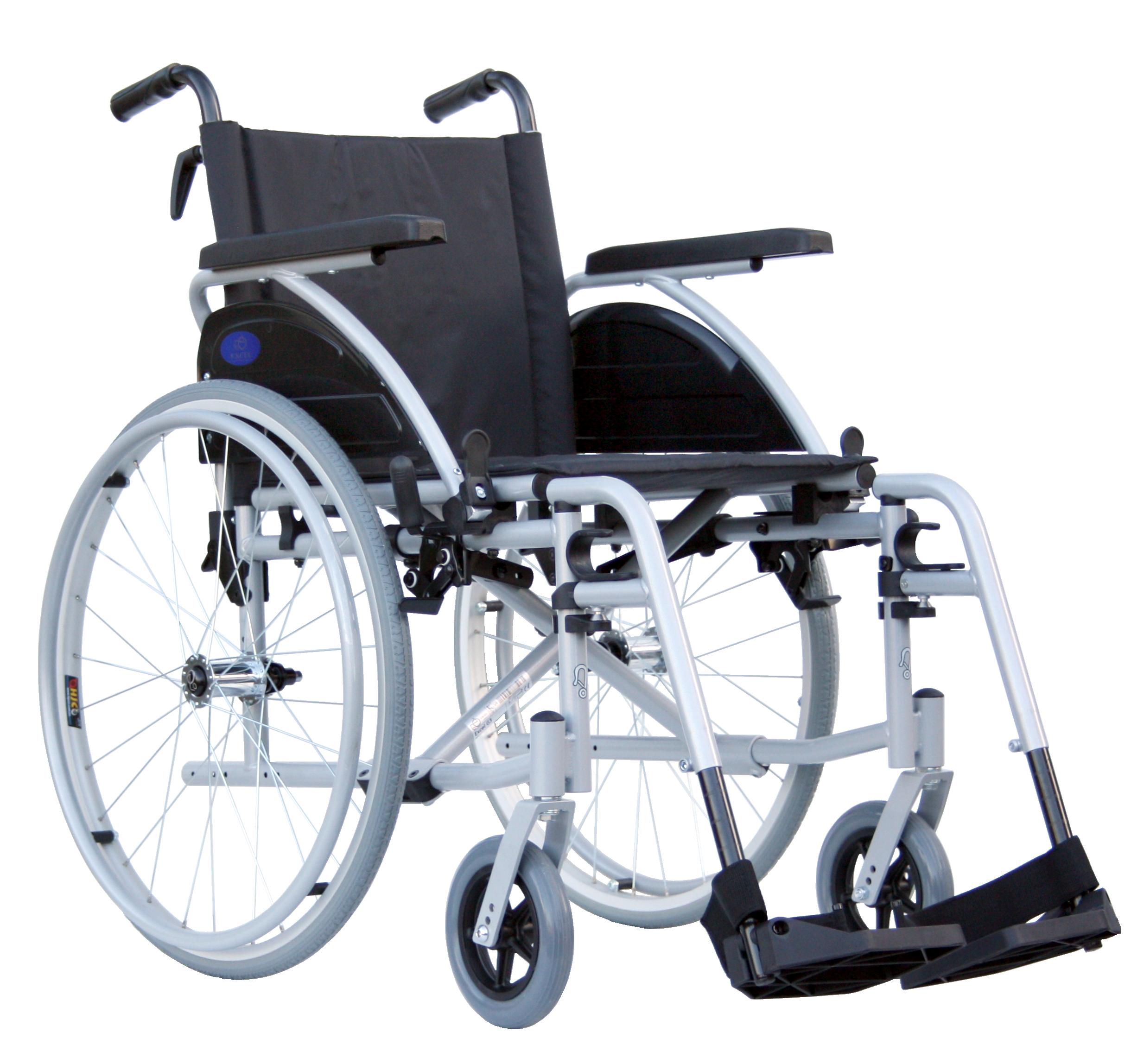 Black Wheelchair