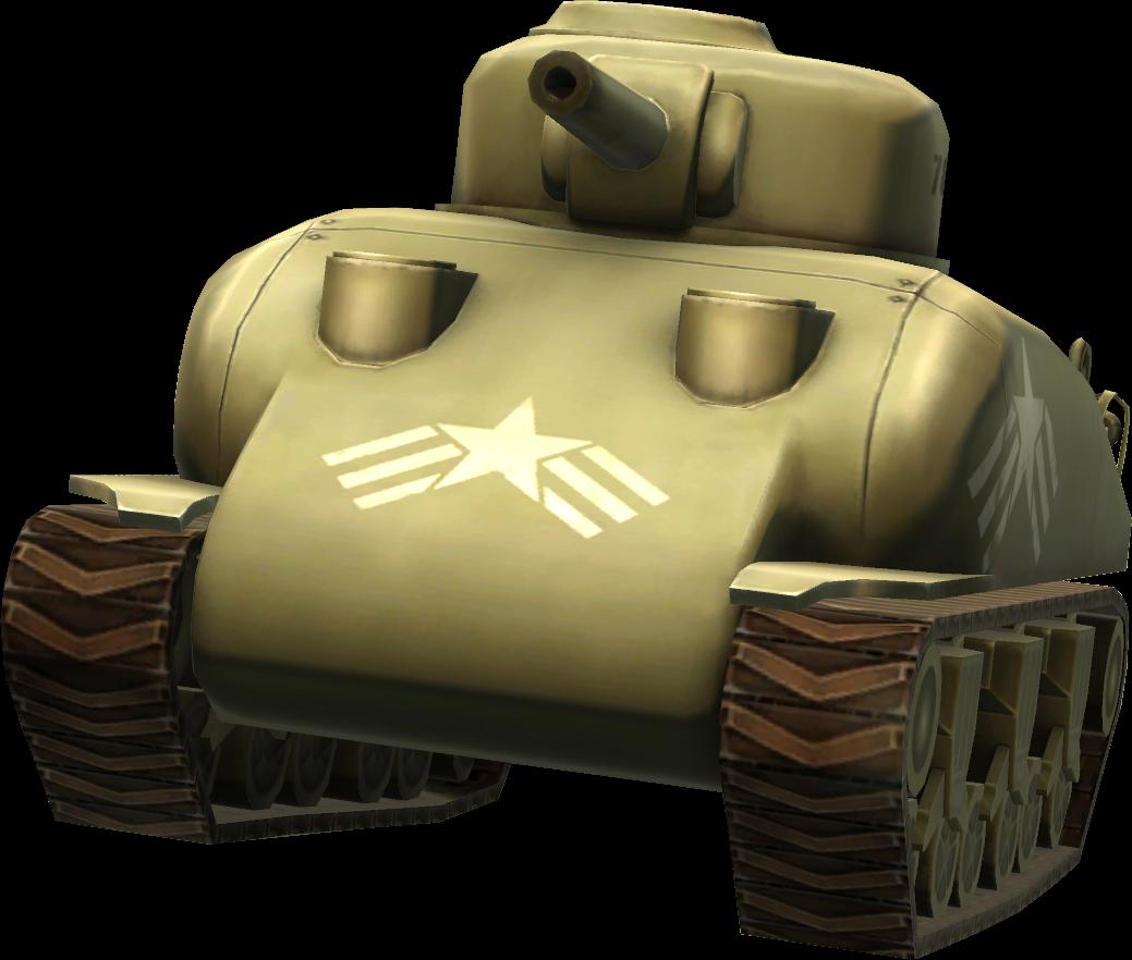Blitz Brigarde Tank PNG Image