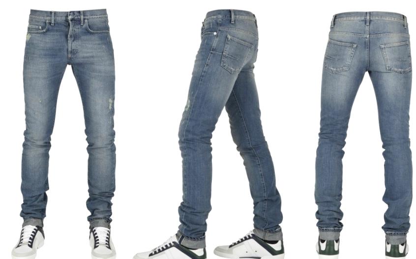 Blue Jeans PNG Image
