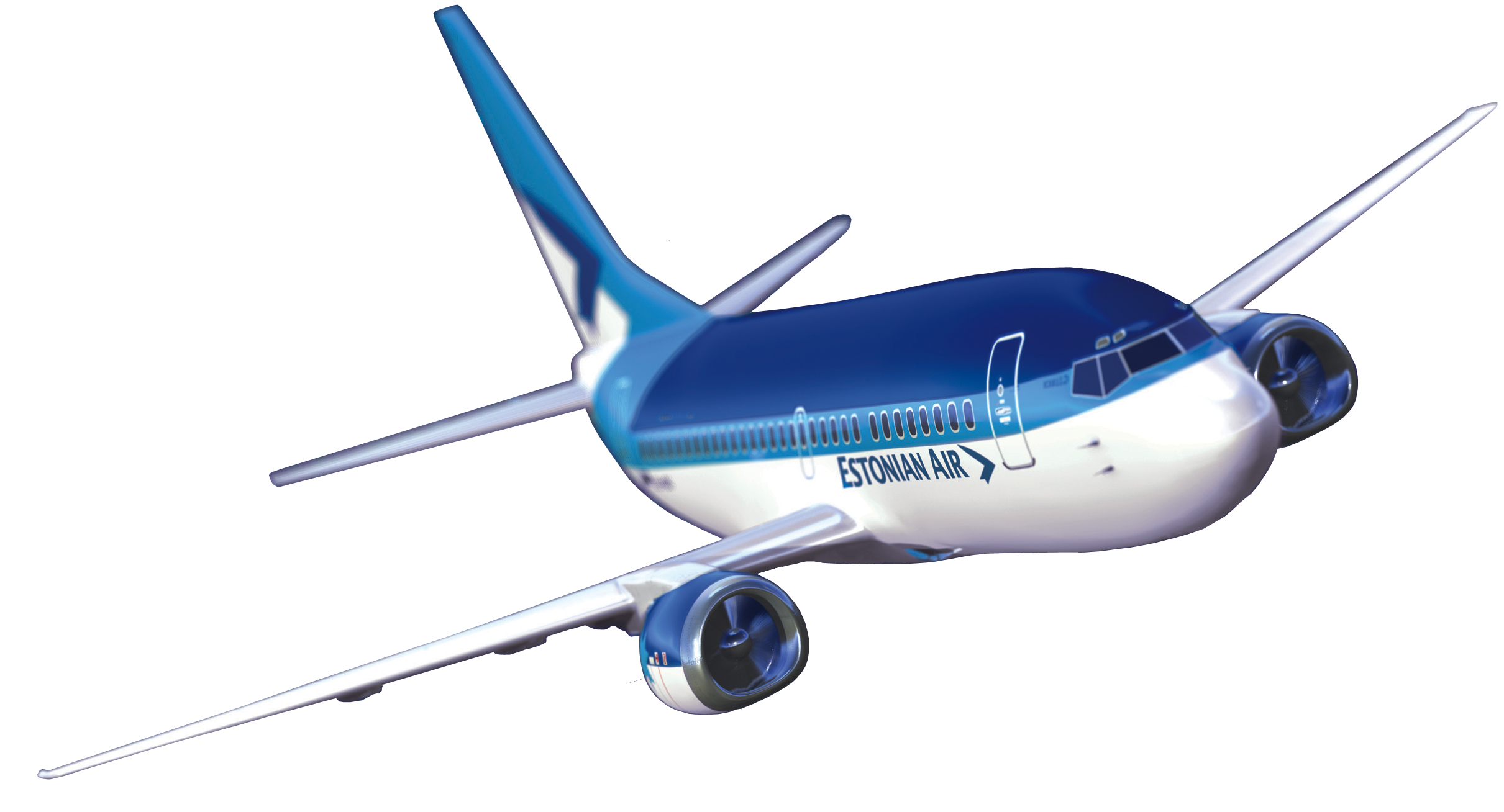 Download Blue Plane Png Image For Free