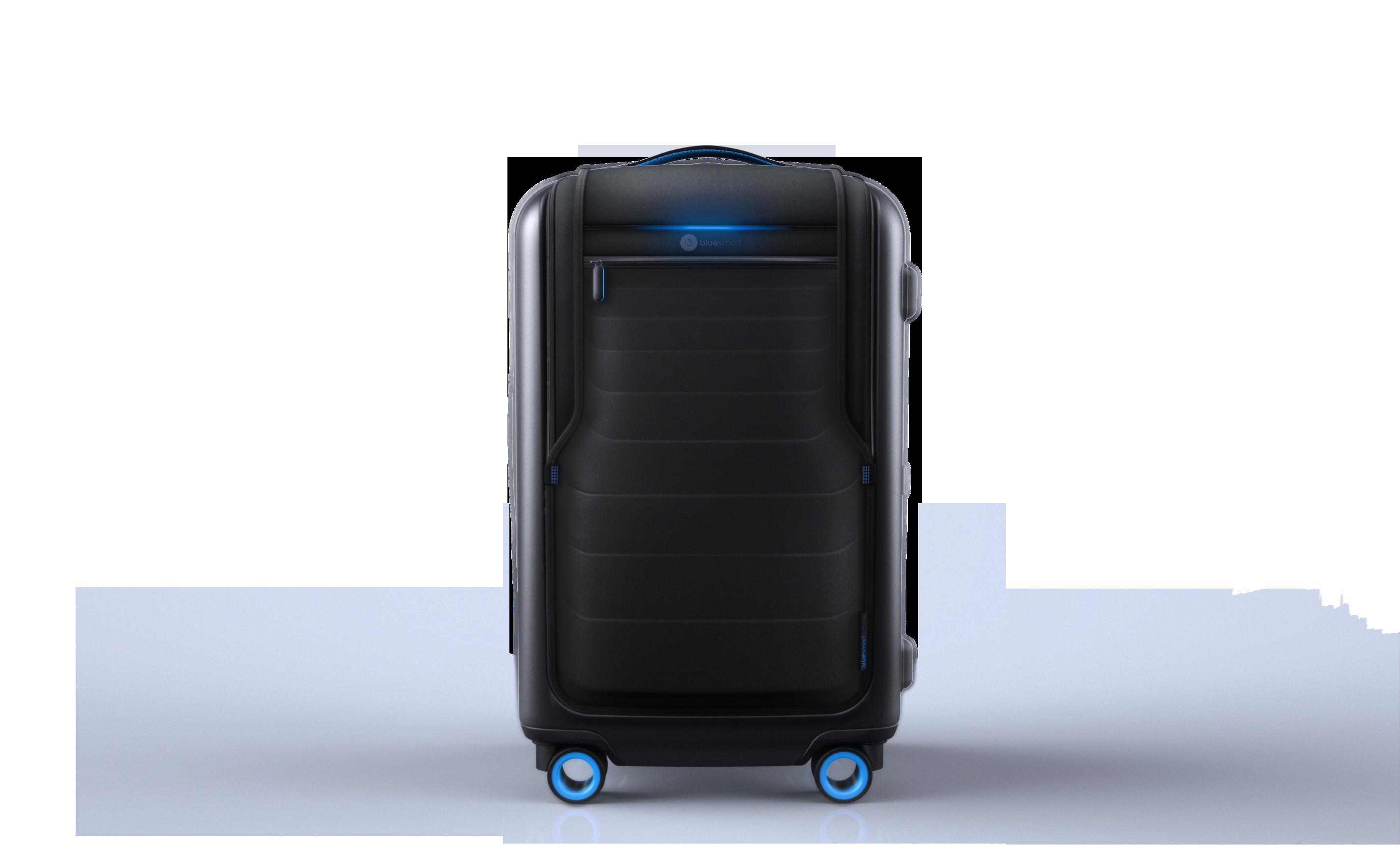 Blue Smart Carry